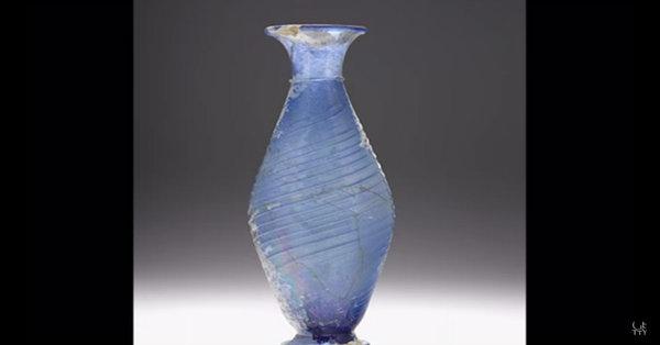 A Closer Look - Stunning Mold-Blown Glassmaking!