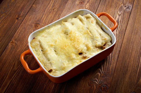 We Love This Ragu-Stuffed Cannelloni Bake And So Will You!