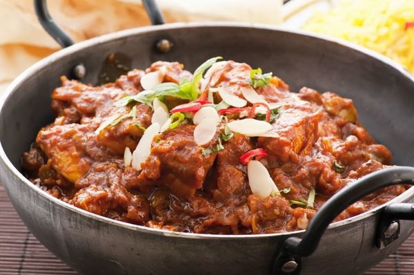 indian recipe for chicken madras curry