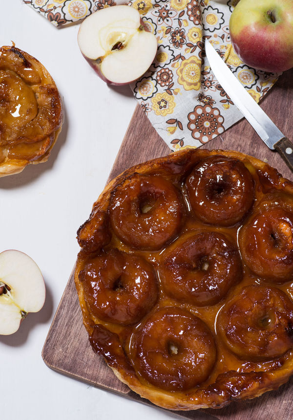 This Classic Tarte Tatin Never Ceases To Impress Us...It's One Of Our Favorites!
