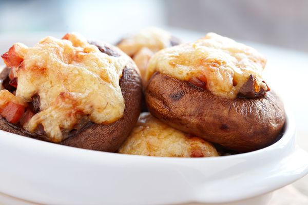 It Doesn't Get Much Better Than These Cheese-Stuffed Bellas - You've Gotta Try Them!