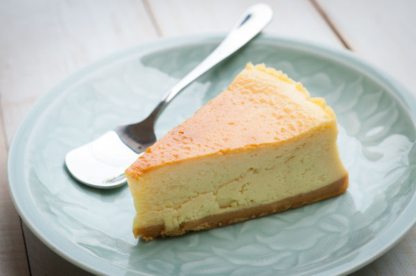 Get The Perfect Cheesecake Every Time By Cooking It Like This!...