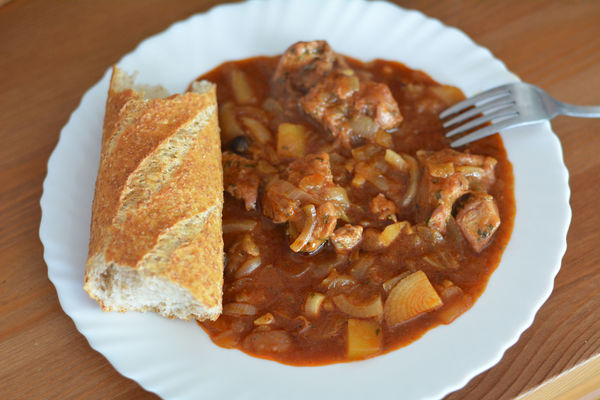 Tired Of Your Normal Stews? This Easy Hungarian Chili Will Spice Things Up!