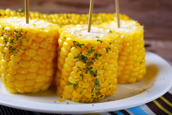 how to tell if corn on the cob is cooked
