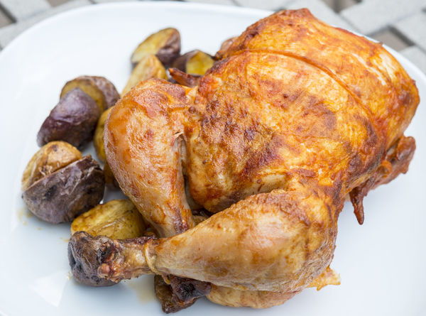You've Never Had Chicken Like This Before! Grab Your Beer And Let's Get Cooking!