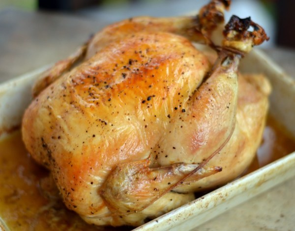Classic Roast Chicken – With Only 4 Ingredients, Less Really Is More ...