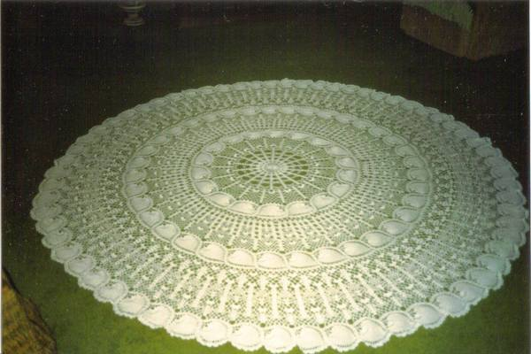 Doilies, TableCloths And Embellishments: Vintage/Antique Crochet Is So Beautiful!