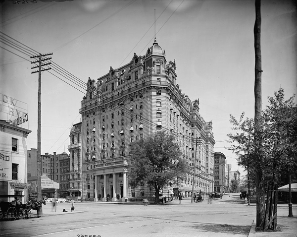 This Old Hotel Has Played A Huge Role In America's History; Have You Ever Heard Of It?