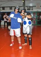 reportage club de boxe