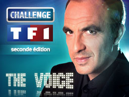 Challenge TF1 - The Voice