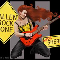 Fallen rock zone by perselus d307a4w