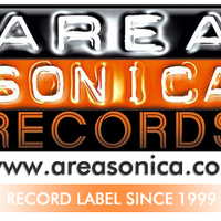 Areasonica records since1999 su bianco