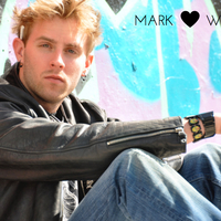 Mark wall pic logo