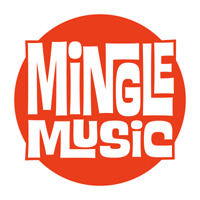 Mingle logo orange 200px