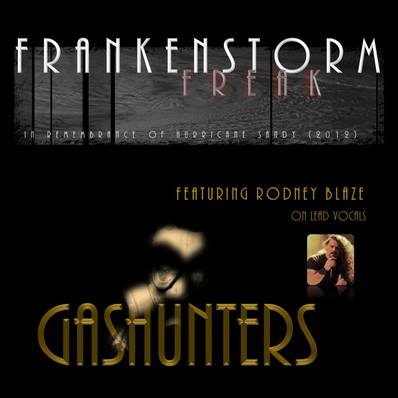 Gashunters cd artwork   frankenstorm freak