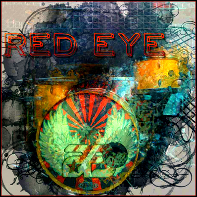 Red eye art itunes