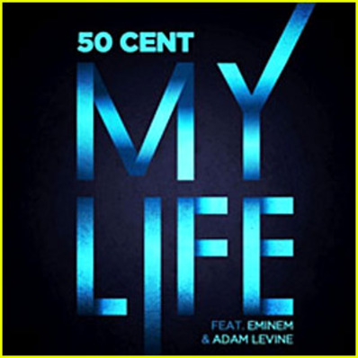 50 cent my life feat eminem adam levine jj music monday