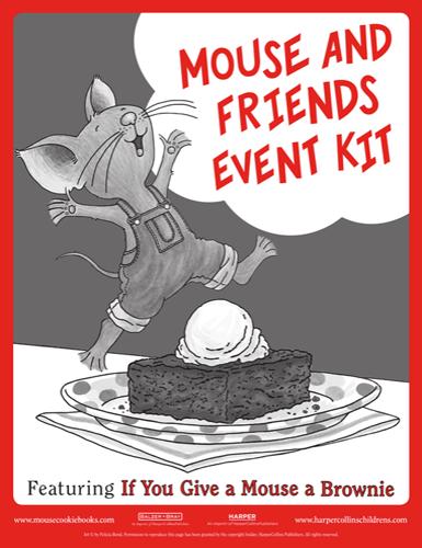 Mouse & Friends Event Kit