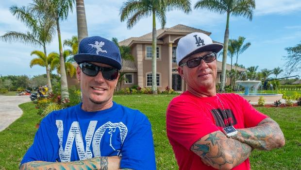 Travel Channel United Kingdom | Shows: The Vanilla Ice Project