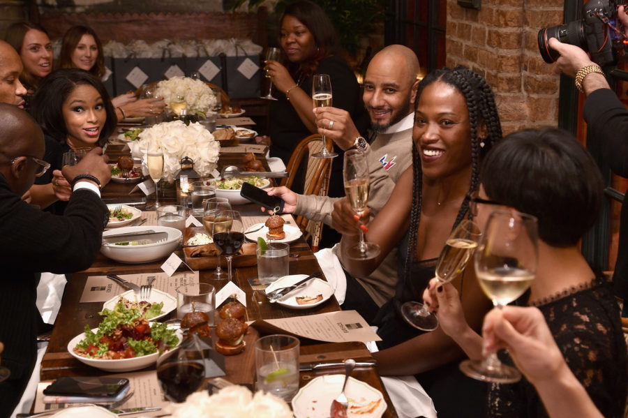 Inside the Surface and American Express Platinum Dinner