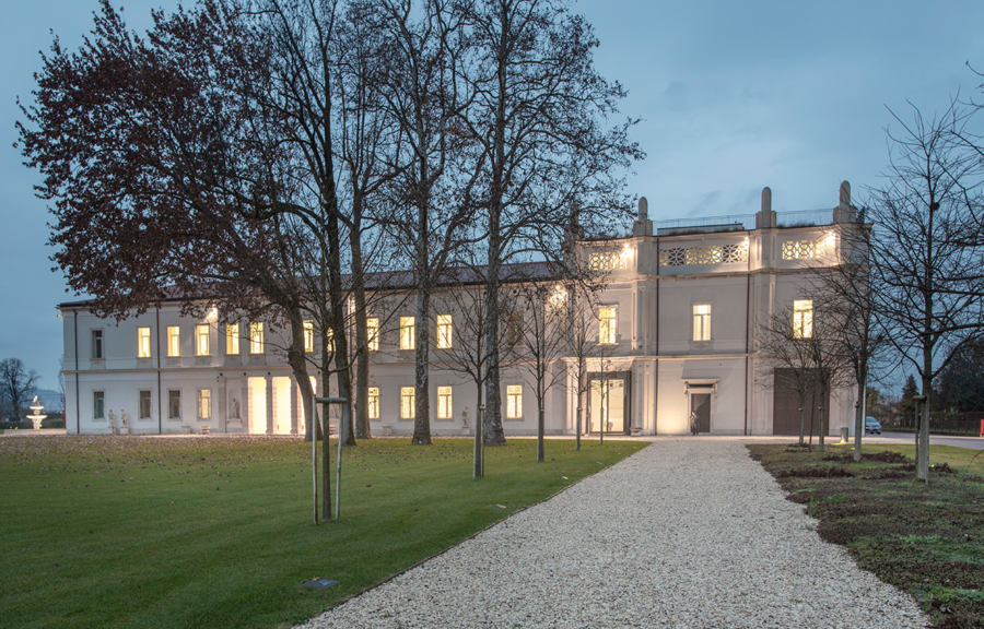 Bottega Veneta's Villa