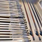 Handel / Streichinstrumente und Bögen