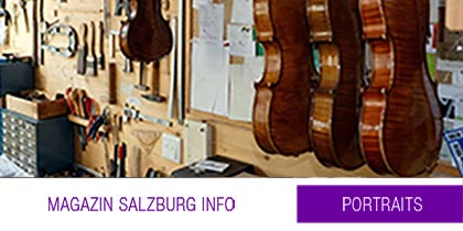 Salzburger Info / Portraits