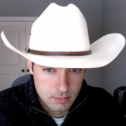 Clint Shryock AKA The Columbian Cowboy