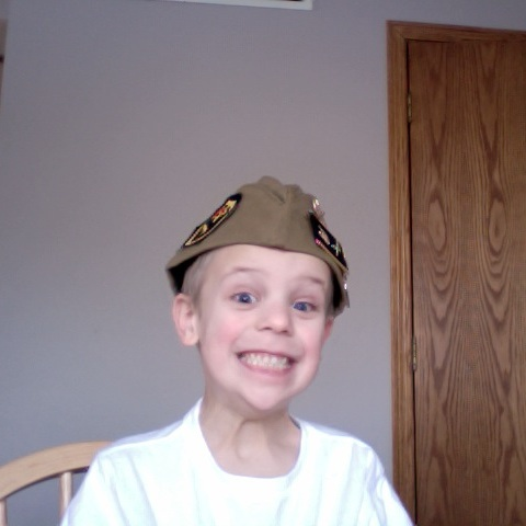 Jake Bovenmyer AKA Future Red Hat Prez