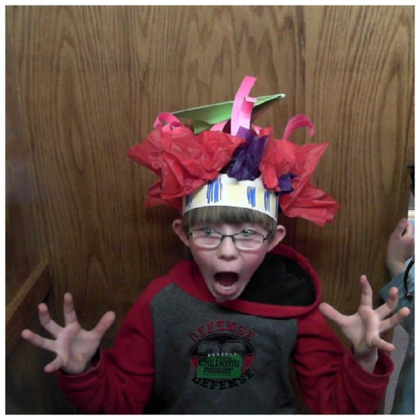 dragons crazy hat
