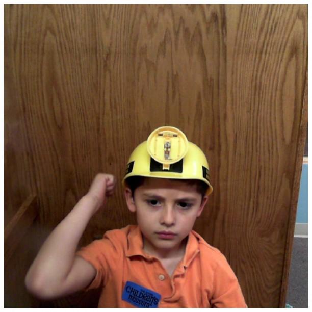 miner tony