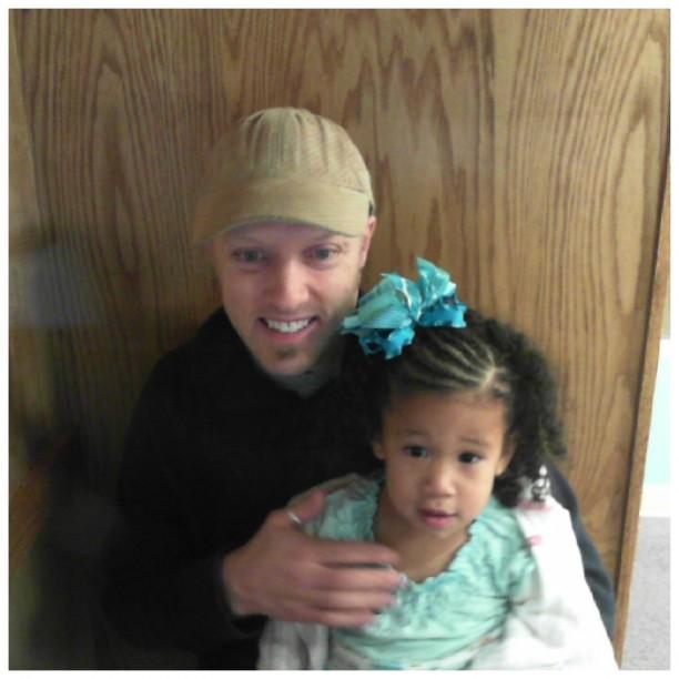 DADDY & ALLIE