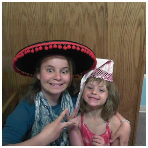 Savannah and Emma