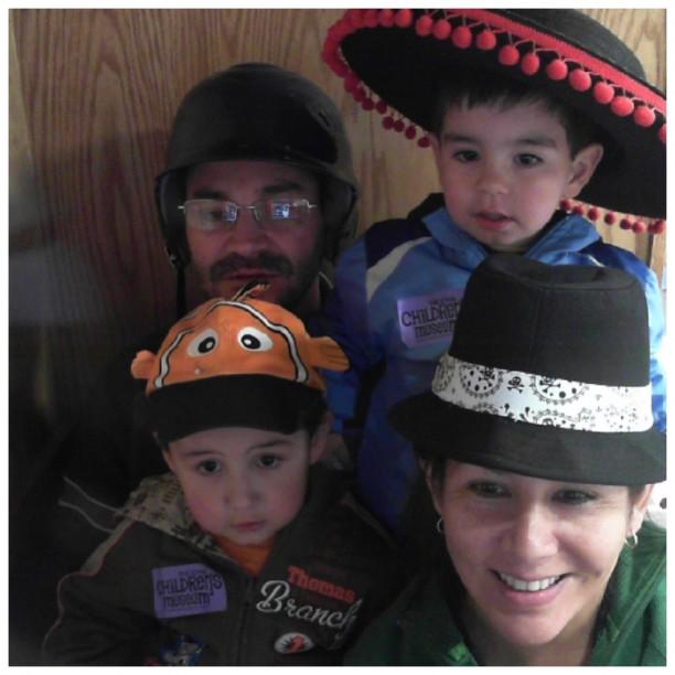 garcia's family