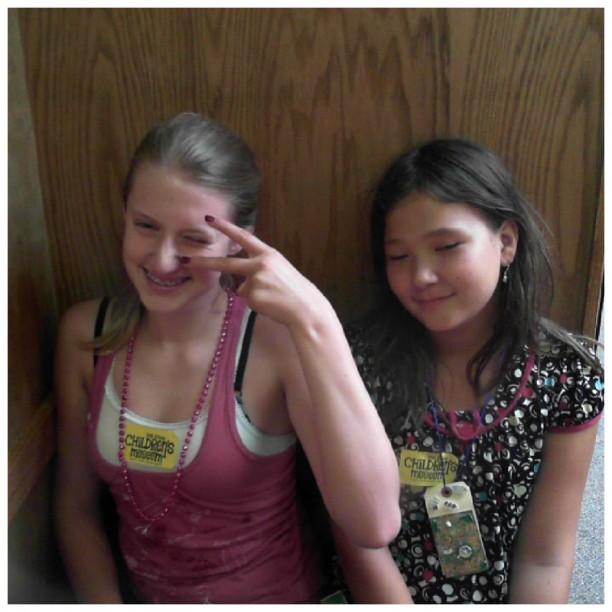 Awesomeness (Jenna + Katie)