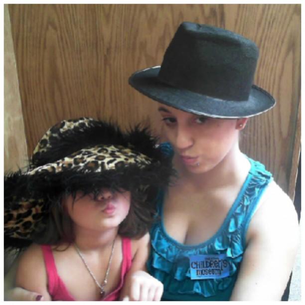 brooklyn and mom