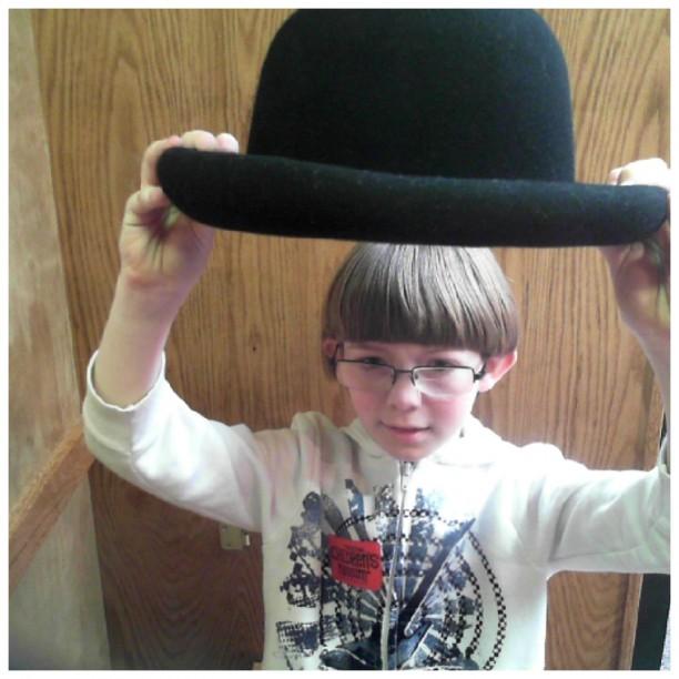 giant hat