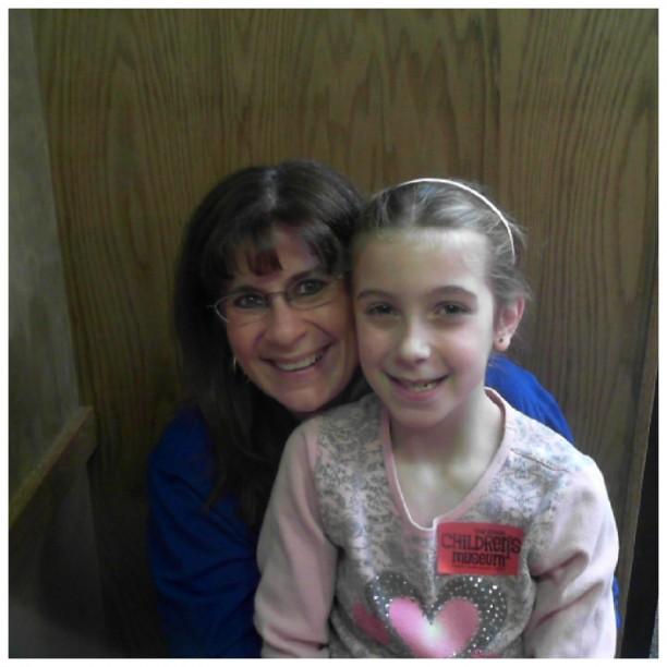 Mommy and Elaina