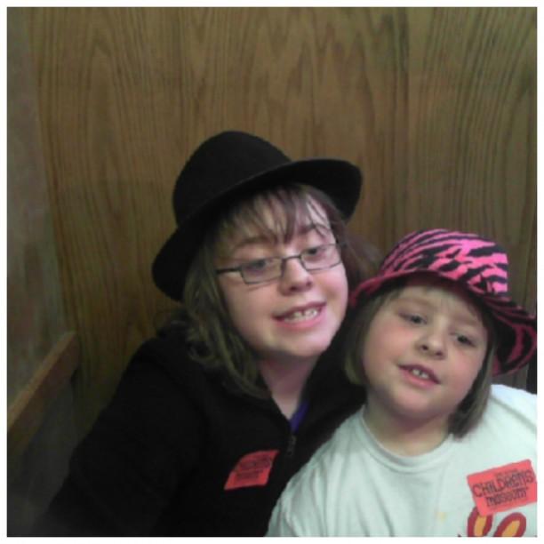 Camryn+ Allison=T