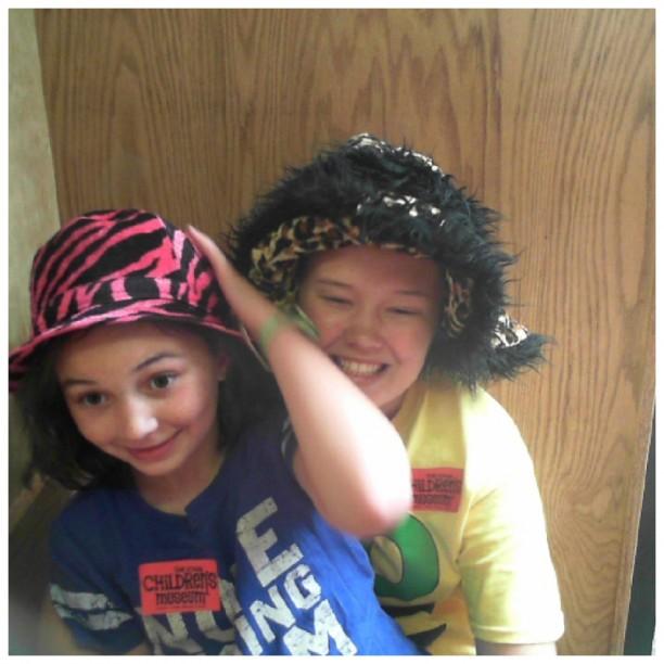 hannah and allie