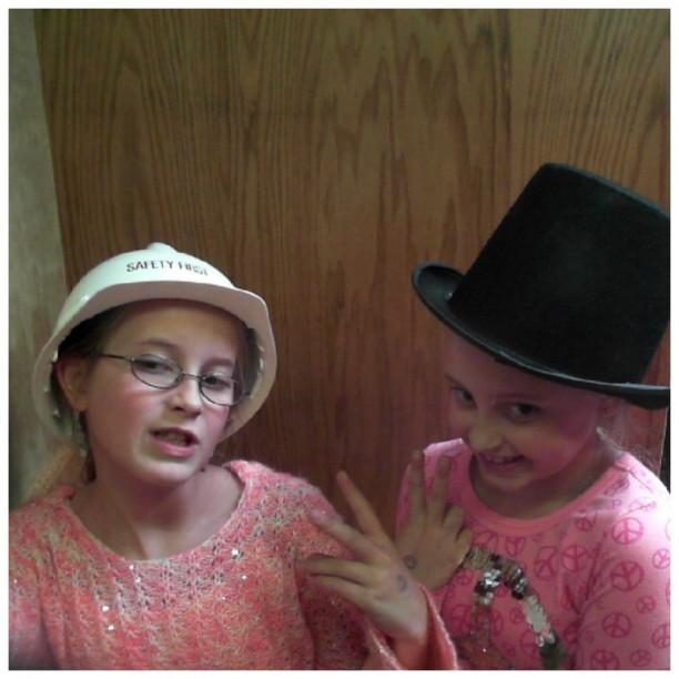 Mackenzie and Kaylee