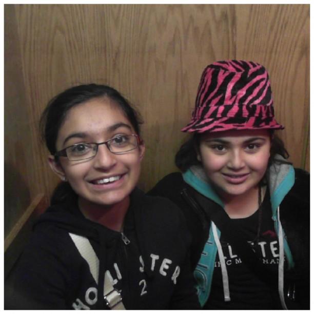 agna and krishna