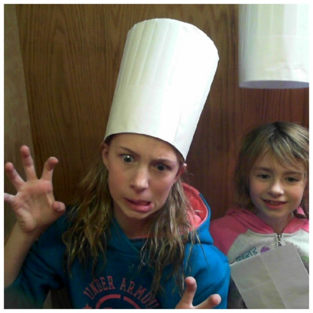 crazy cook and weirdo