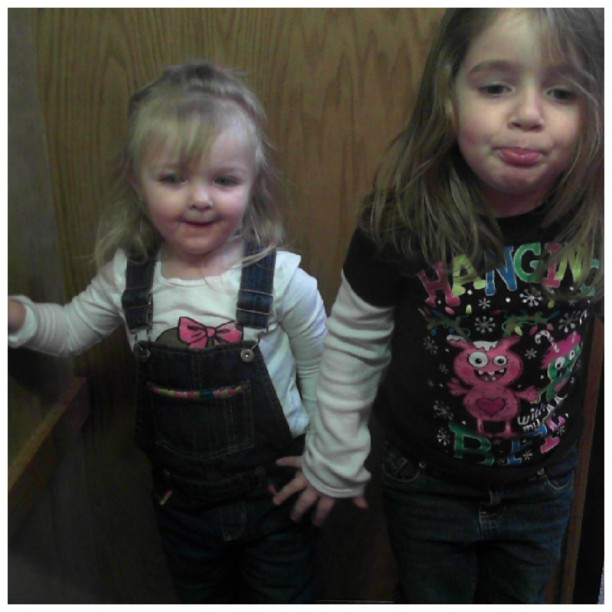 kinley and katie