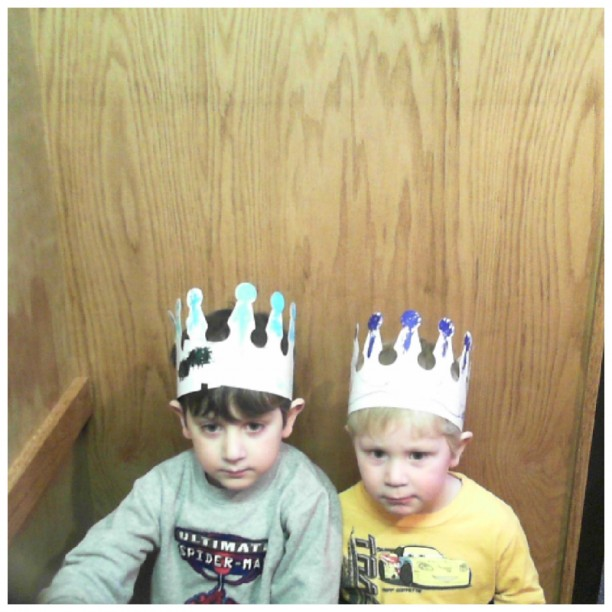 Ollie & Samuel Boy