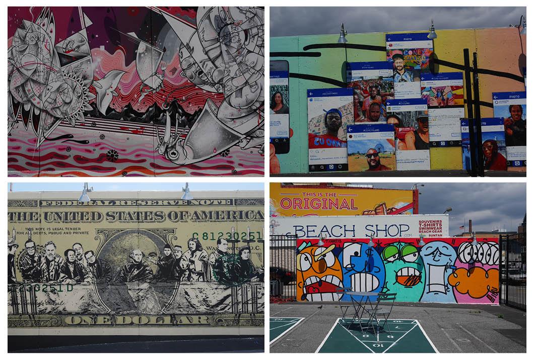 Coney Island public art