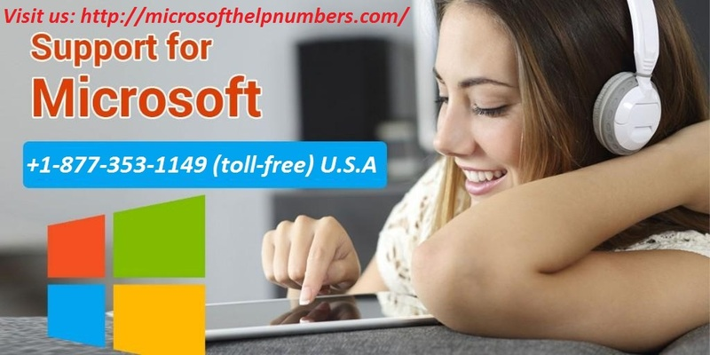 Microsoft Support Phone Number +1 877 353 1149 (toll Free) Microsoft  Helpline Phone Number