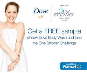 Sample-Dove-Body-Wash-Giveaway