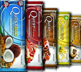 Quest Bars - Quest Nutrition | High Protein & Low Carb,+ followers on Twitter.