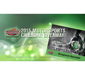 Motorsports-Calendar